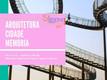 Começa a 5ª edição do ARCHcine, festival com mais de 50 filmes gratuitos