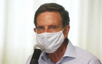 Crivella diz que fiscalização de aglomerações no Rio será mais rigorosa