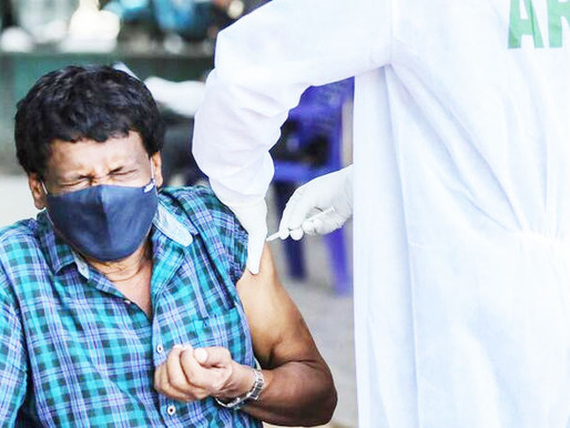 Estudo revela baixa eficácia das vacinas chinesas em vários países