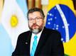 """""""Se falar em liberdade nos faz pária internacional, que sejamos esse pária"""", diz Ernesto Araújo"""