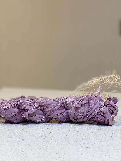 Mauve | Silk Chiffon Ribbon