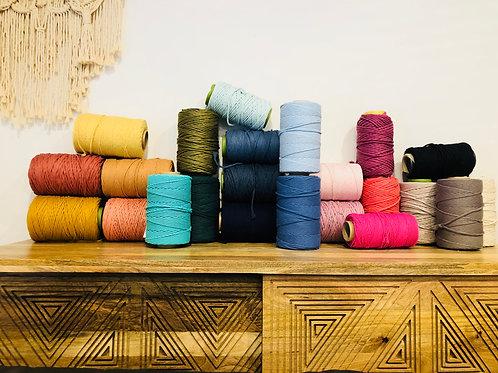 By The Metre Macrame Cotton String