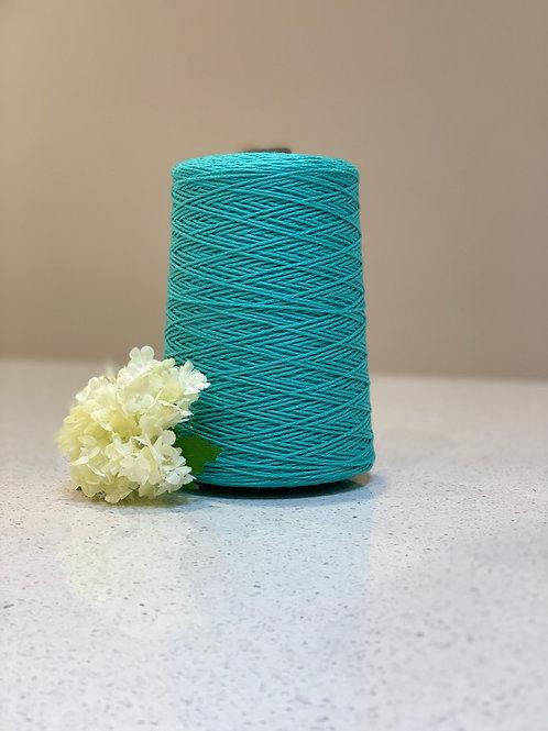 Aqua    1.5mm Warp Cotton