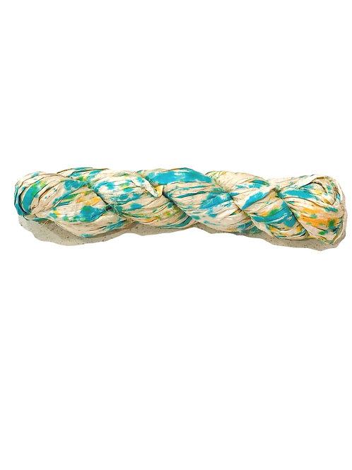Peacock Sands  | Sari Silk Ribbon