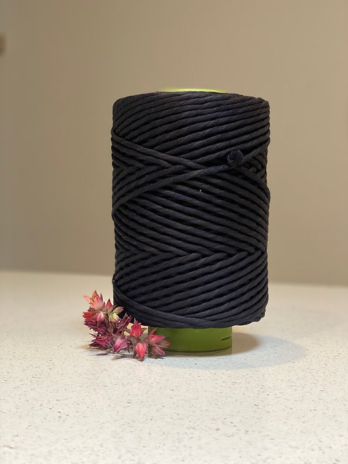 Black | Luxe Cotton String