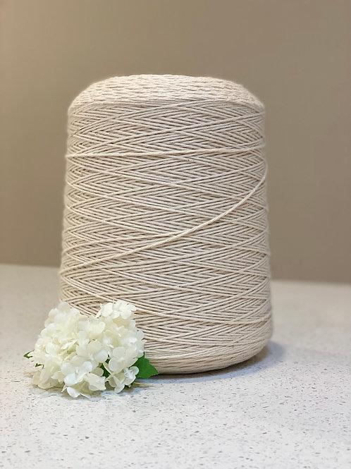 Natural    1.5mm Warp Cotton