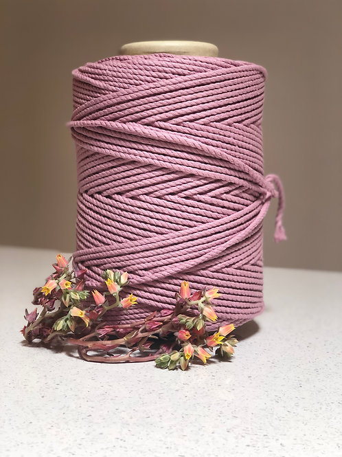 Dusty Rose | Luxe Cotton Rope