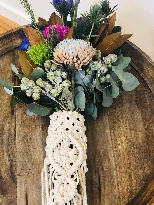 Allegra | Wedding Bouquet Wrap