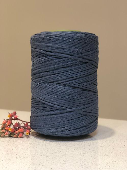 Denim Blue | Luxe Macrame String