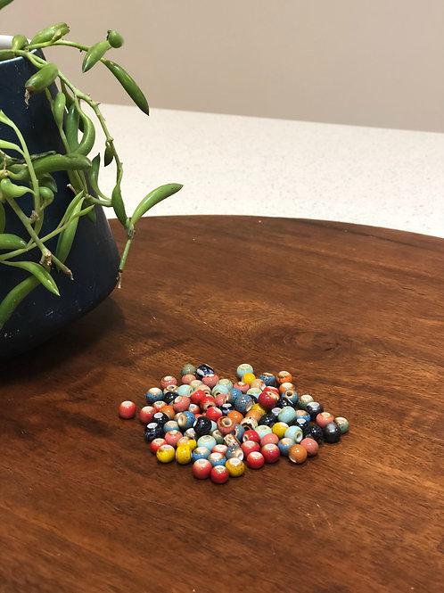 Ceramic Mixed Beads