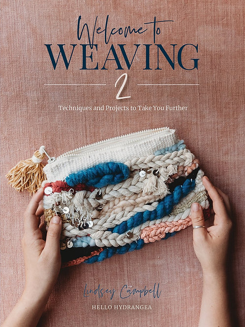 Book | Welcome to Weaving 2