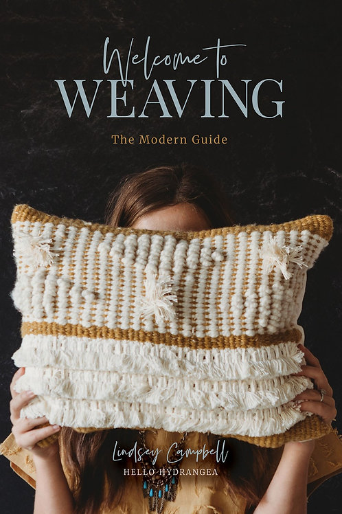 Book | Welcome to Weaving