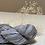 Thumbnail: Smoke   Silk Chiffon Ribbon