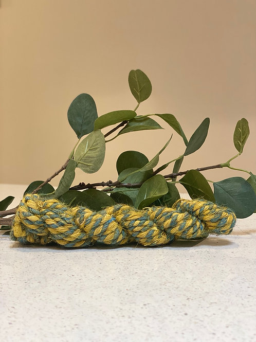 Green & Gold | Khadi Cord