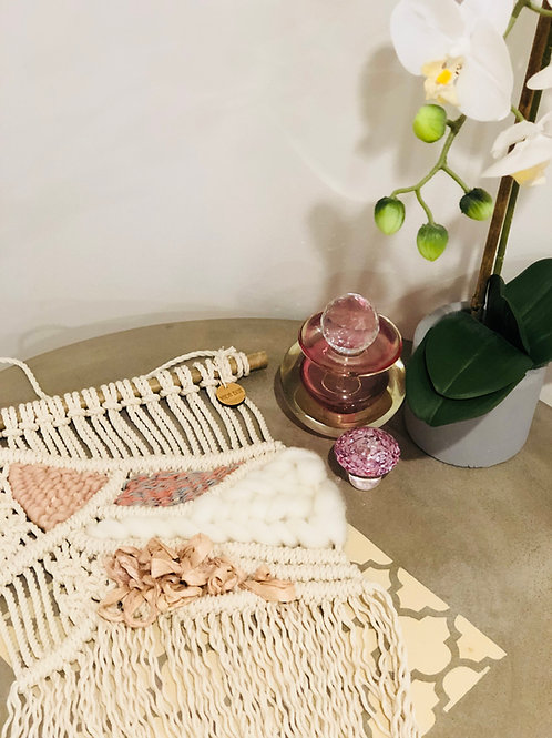 Apricot Dream | Macraweave Macrame Wall Hanging