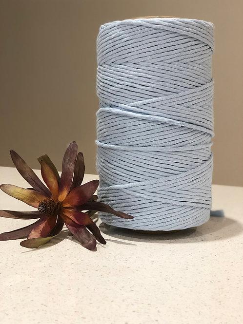 Sky Blue   Single Twist Cotton String