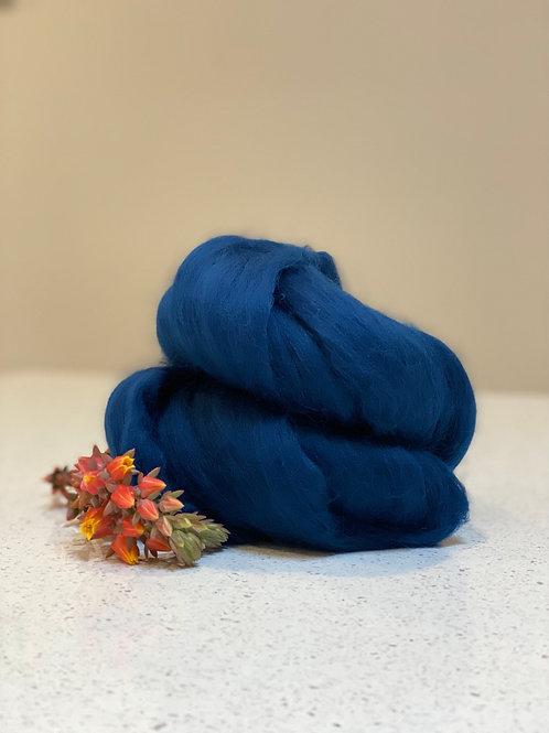 Ocean | Dyed Merino Tops