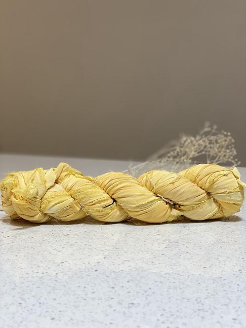 Lemon | Silk Chiffon Ribbon