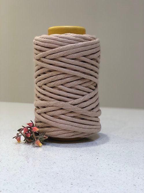 10mm Nude | Luxe Cotton String