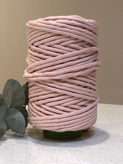 10mm Blush   Luxe Cotton String