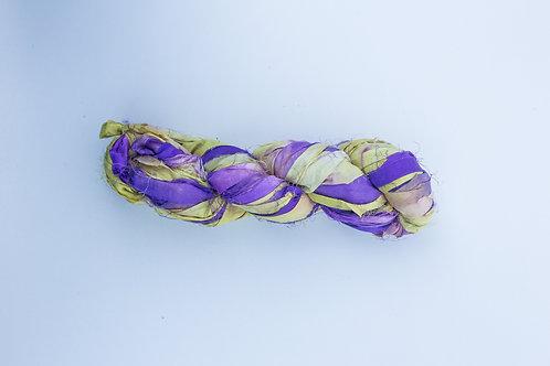 Banana Split | Sari Silk Ribbon