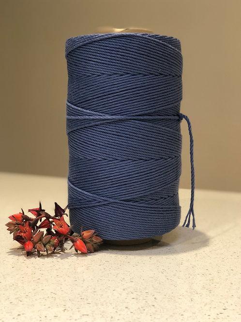 Sea Blue | Cotton Rope