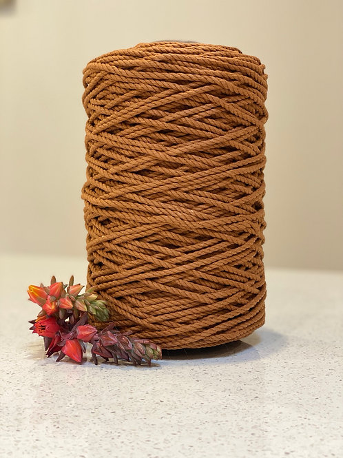 Amber | Luxe Cotton Rope