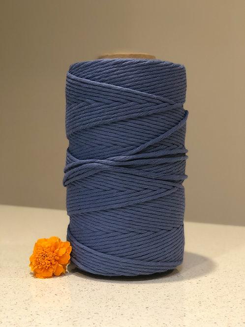 Sea Blue | Single Twist Cotton String