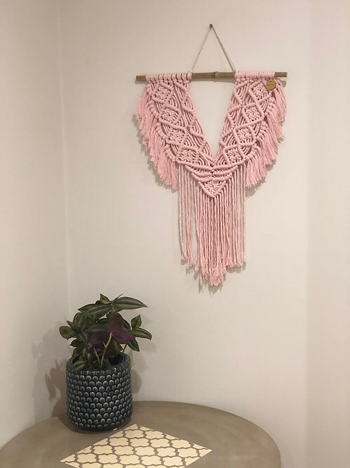 Elle | Macrame Wall Hanging