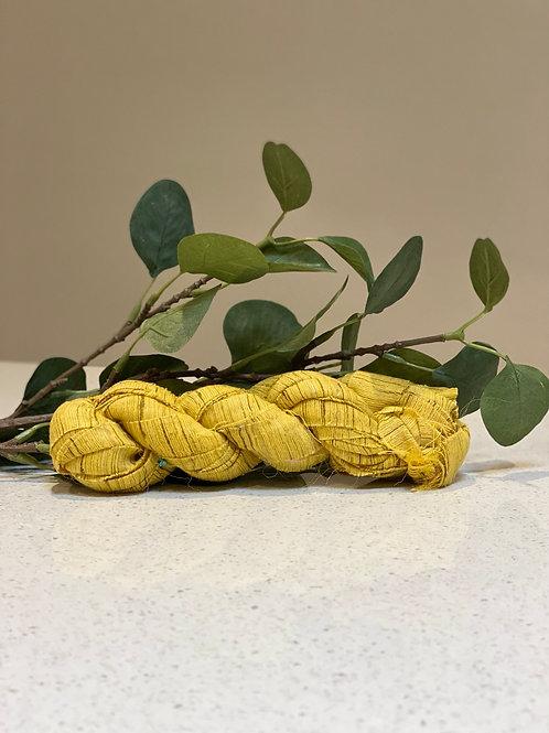 Mustard | Khadi Ribbon