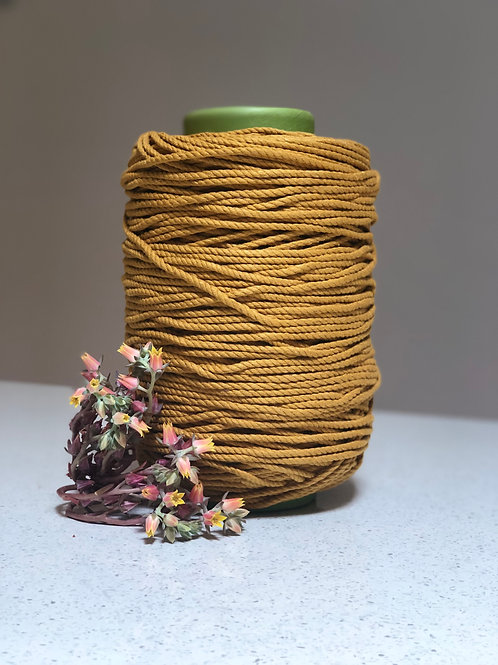 Mustard | Luxe Cotton Rope