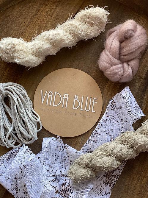 White Lace  | Fibre Pack