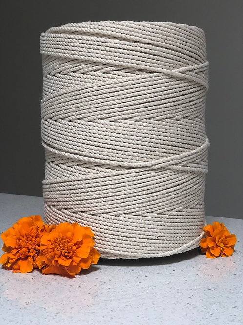 5mm | Natural Cotton Rope