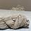 Thumbnail: Beige | Silk Chiffon Ribbon