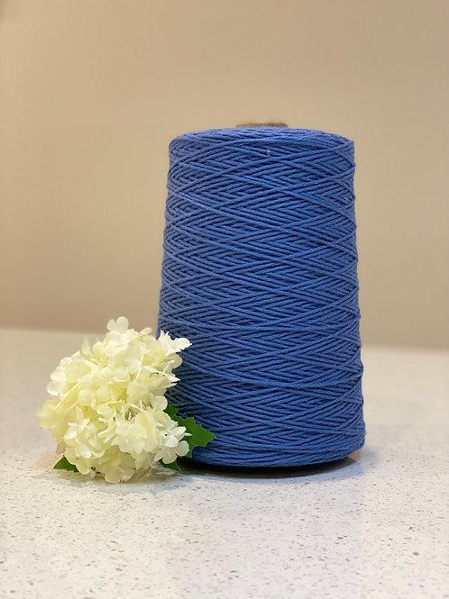 Sea Blue    1.5mm Warp Cotton