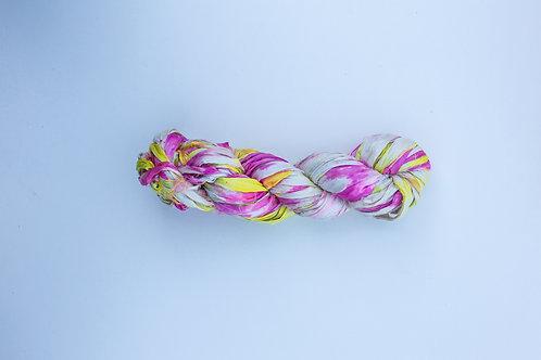 Pink Lemonade   Sari Silk Ribbon