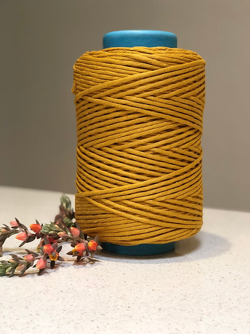 Mustard | Luxe Cotton String