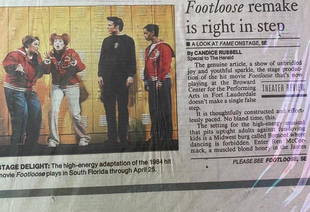 Footloose - Baltimore Sun