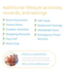 igo lifestyle activities, rewards, savings and price guarantee