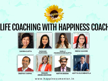 Life Coaching With Happiness Coach