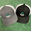 Thumbnail: Mesh Snap Back Hat      Grey or Black