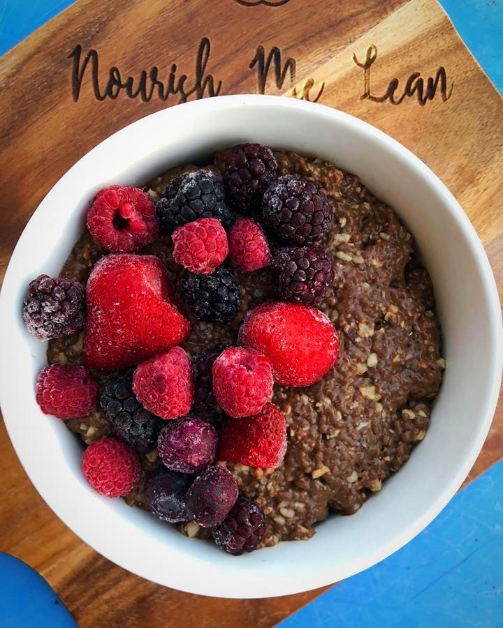 Recipe (Selenium-rich): Chocolate Chia Seed Pudding