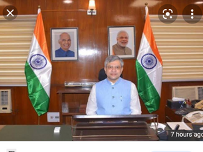 A silent Loving personality with ample leadership quality as a Union railway IT minister.