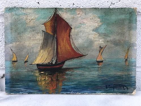 Ancient Sails