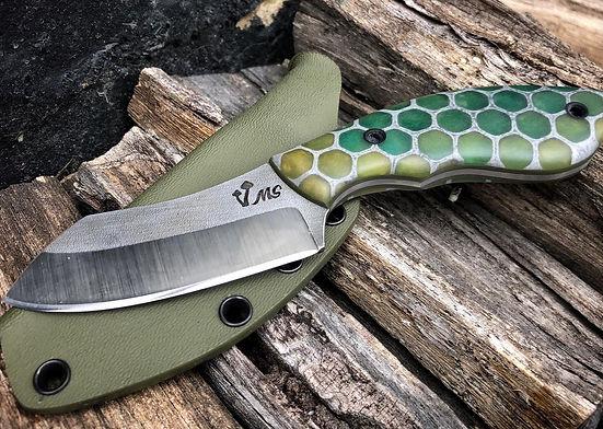 Toucan Knife