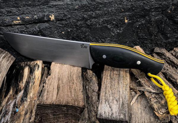 80crv2 steel camp knife