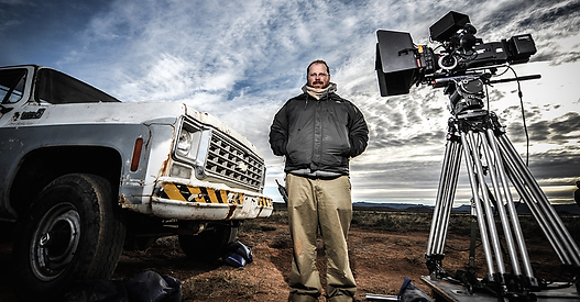 Tom Marais cinematographer, director of photography, cameraman in Johannesburg, South Africa