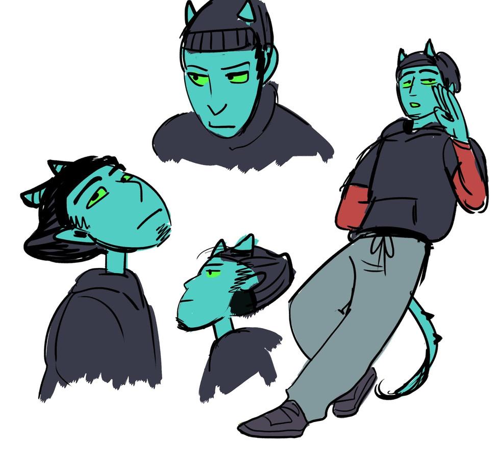 Alien Boy 2