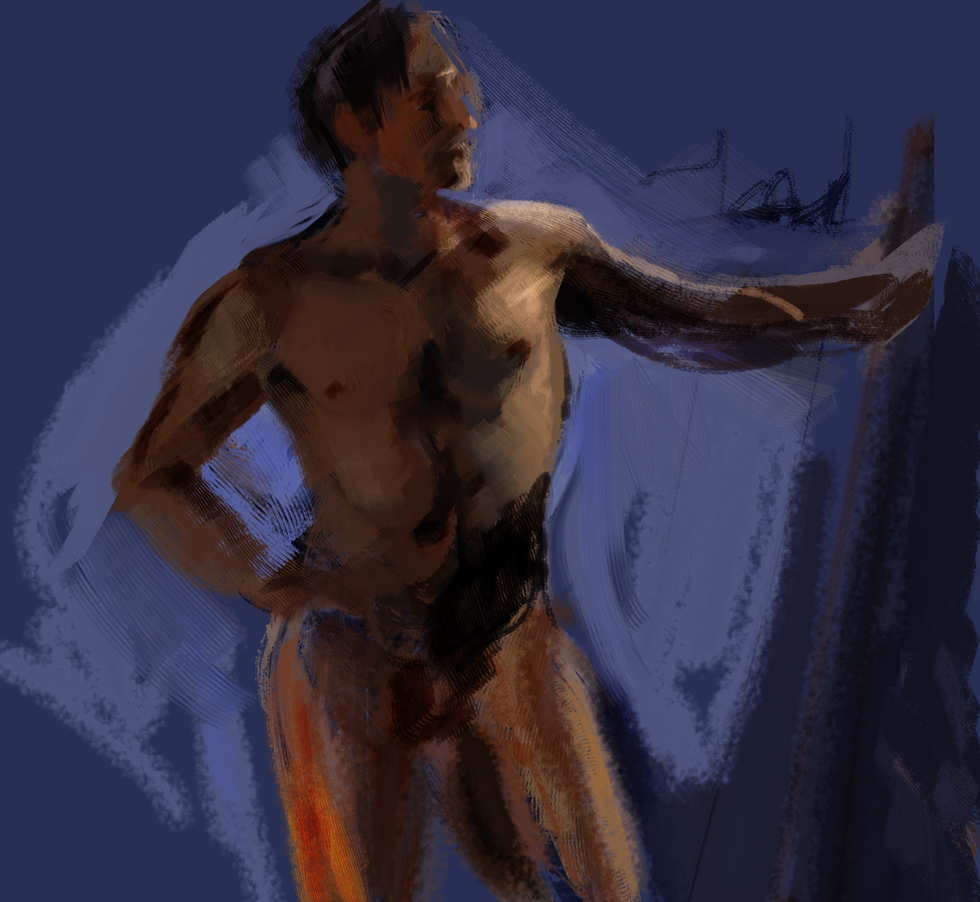 Life Paint 1