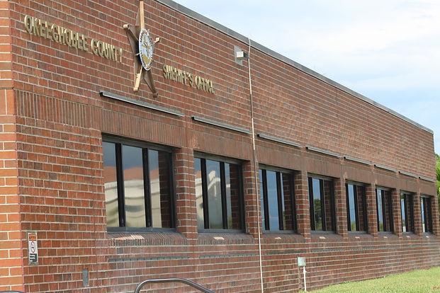 Okeechobee Sheriffs Building